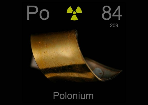 Polonium-210 Is The Most Dangerous Element Known To Us