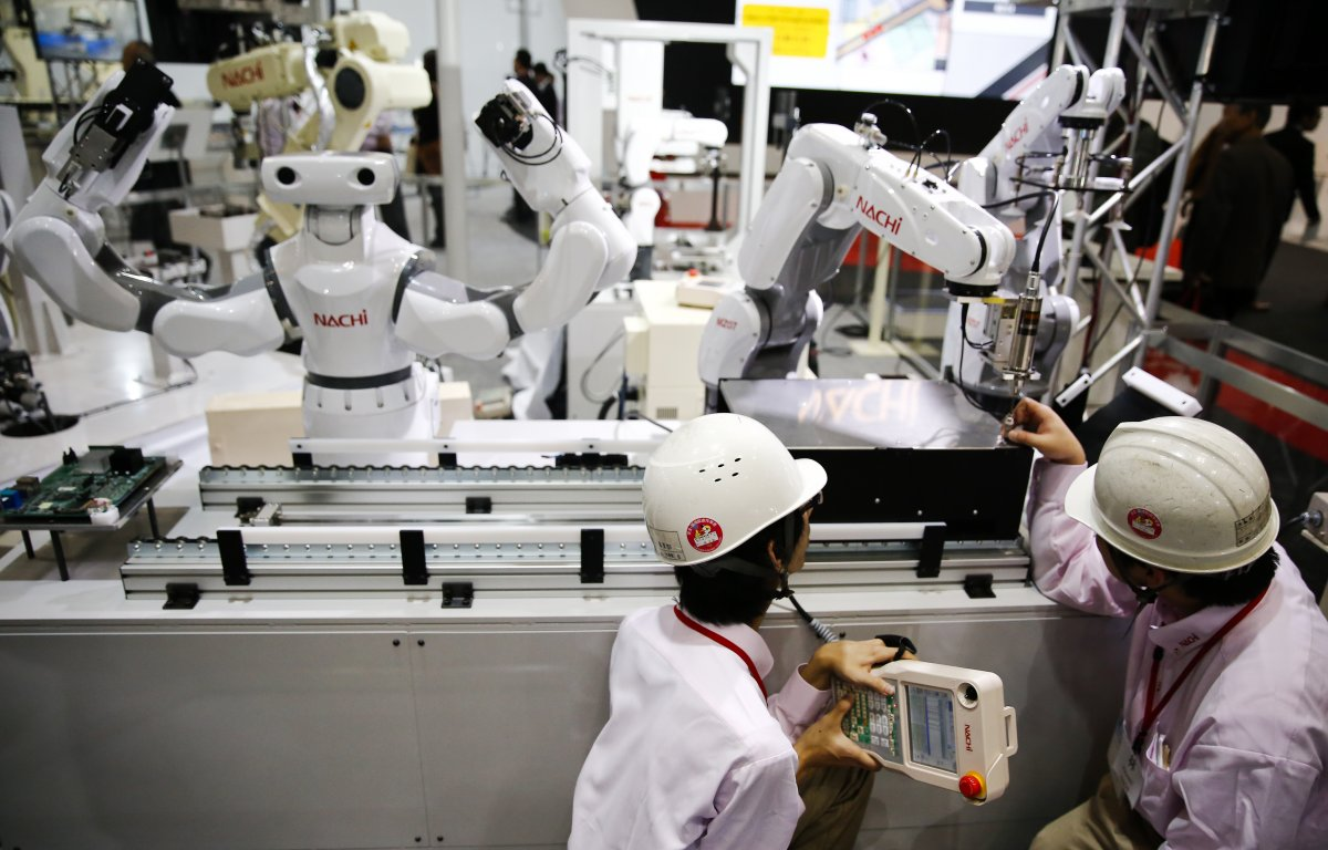 Robots Are Not Taking Over The World Anytime Soon 1