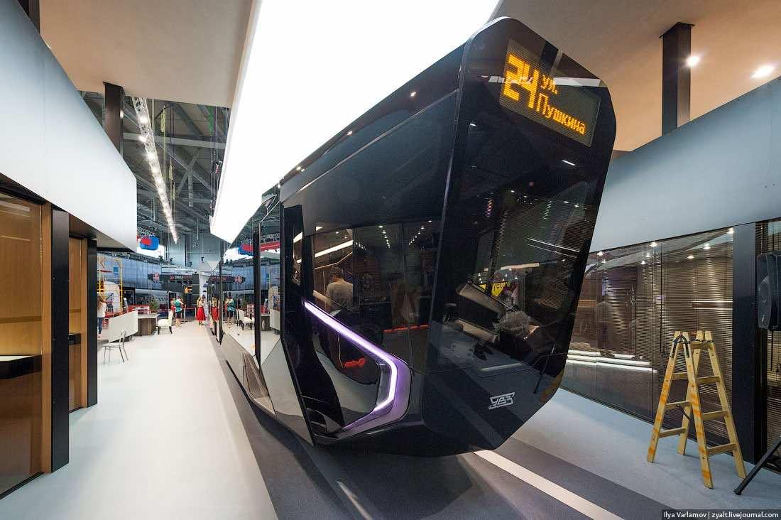 Russian One Tram14