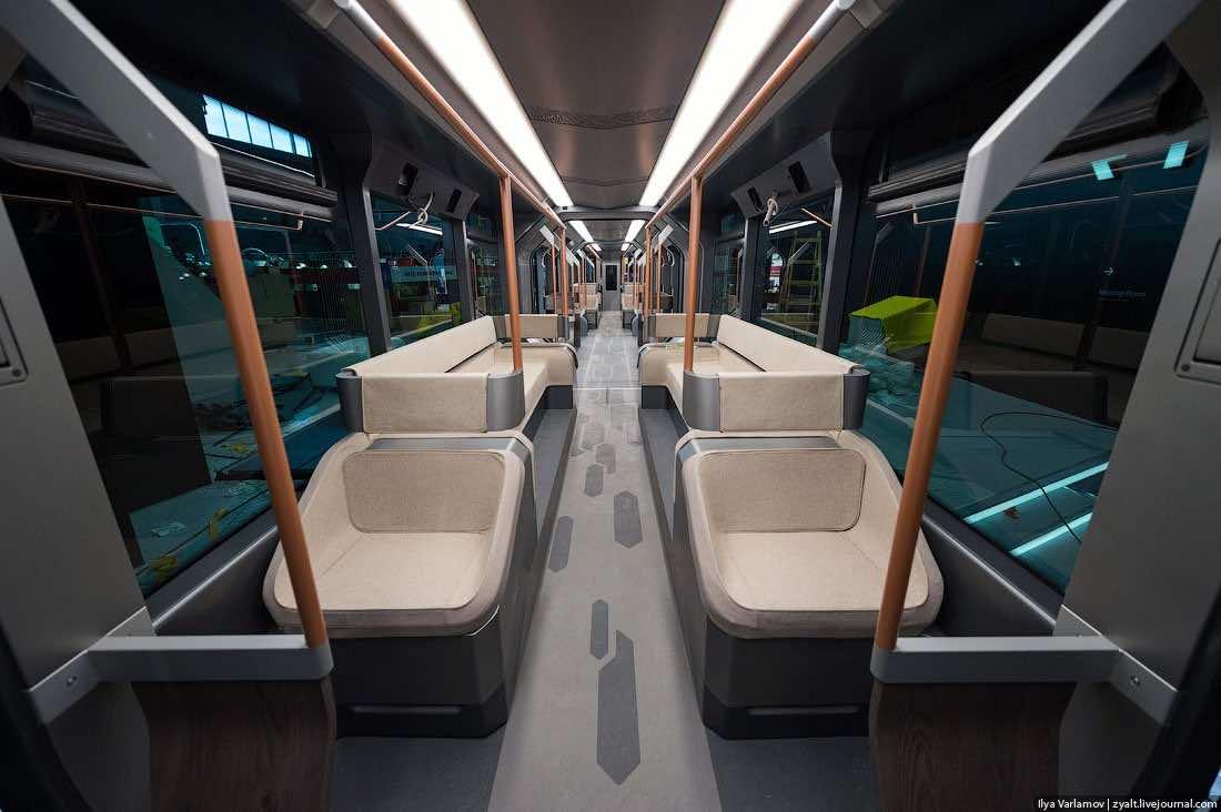 Russian One Tram18