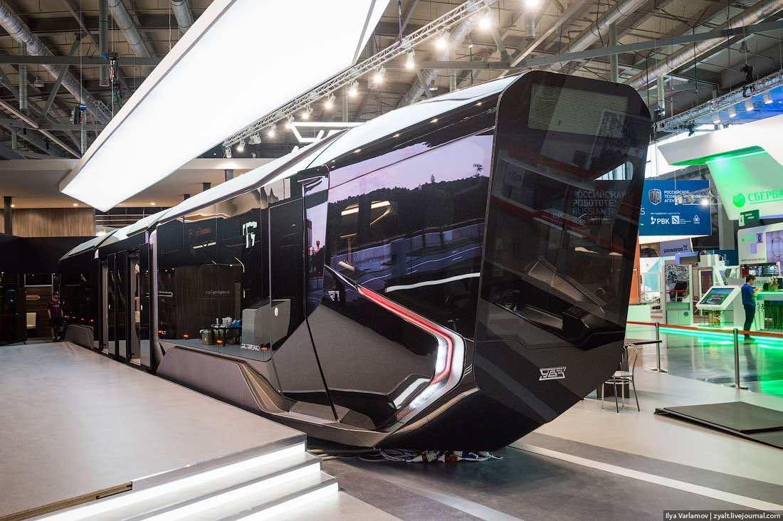 Russian One Tram21