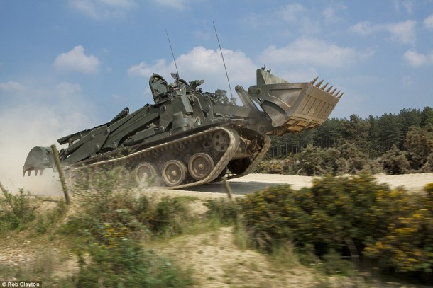 Terrier Is The Tank Of The Future And British Army Owns It 3
