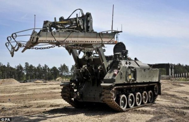 Terrier Is The Tank Of The Future And British Army Owns It 7