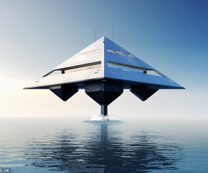 Tetrahedral Yacht design2