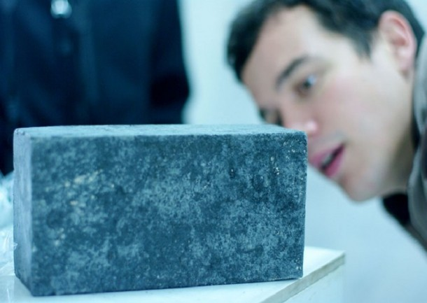 The Eco-Blac Brick Can Be Created From Industrial Waste