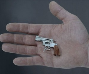 The World's Smallest Fully-Functioning Firearm