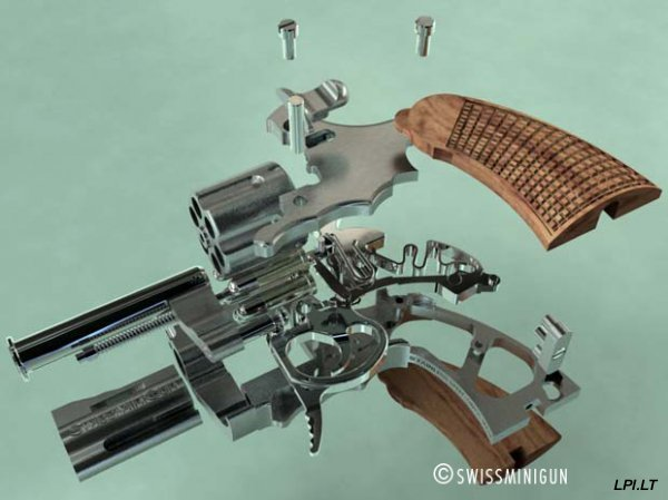 The World's Smallest Fully-Functioning Firearm 4