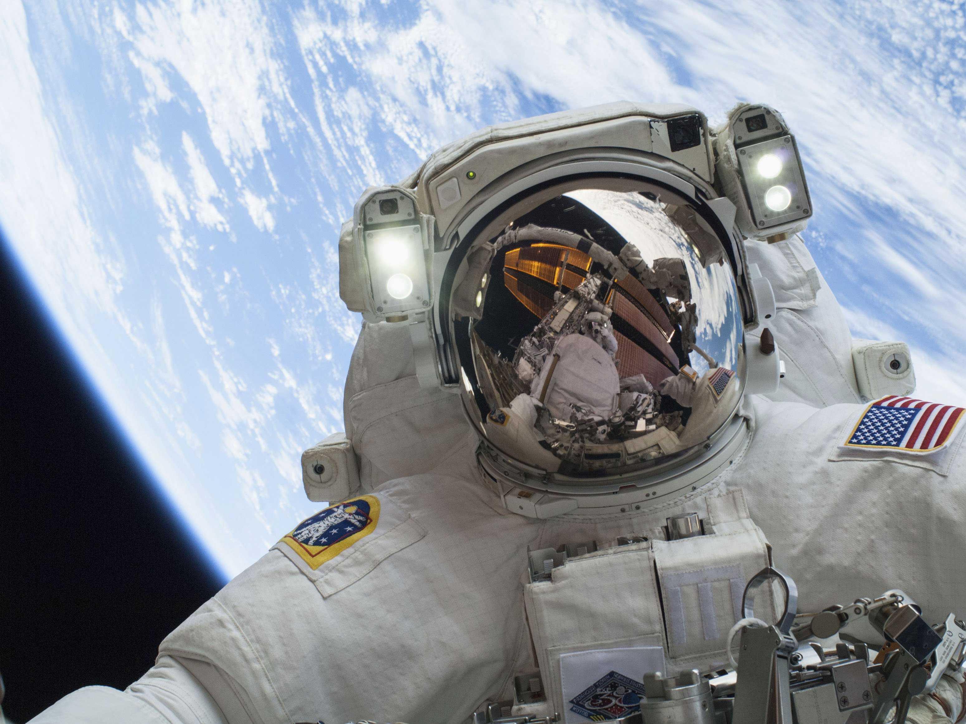 do astronauts go to space often - photo #4