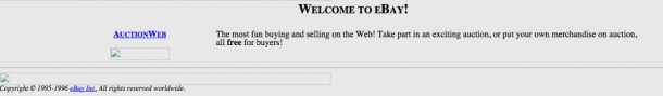This Is What 25 Most Popular Websites Looked Like When They Became Functional 16