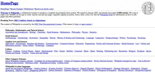 This Is What 25 Most Popular Websites Looked Like When They Became Functional 25