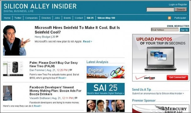 This Is What 25 Most Popular Websites Looked Like When They Became Functional 4