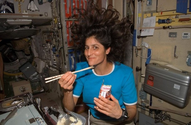 This Is Why Astronauts Crave Spicy Food In Space