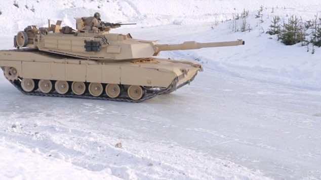 tank drifting norway1