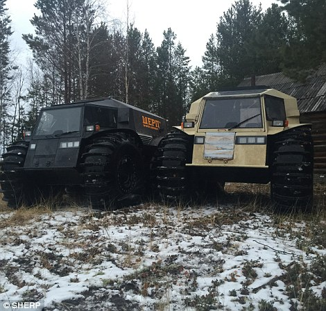 US tanks sliding Norway3