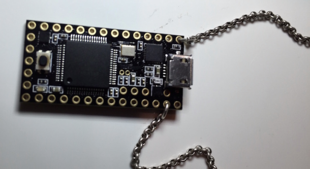 USBDriveby Is A Necklace That Hijacks Your Computer In 60 Seconds