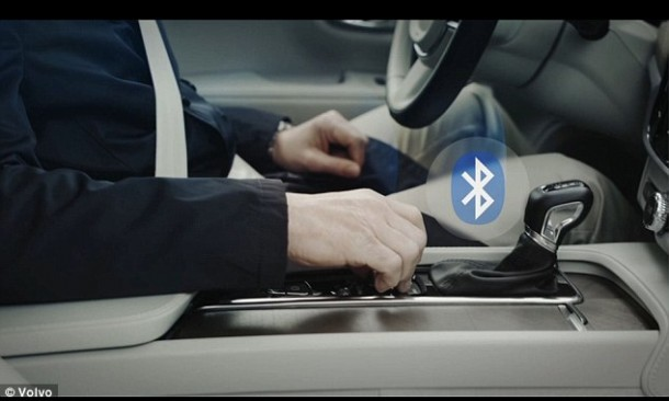 Volvo Is Ditching The Car Key In Favor Of Smartphone App 3