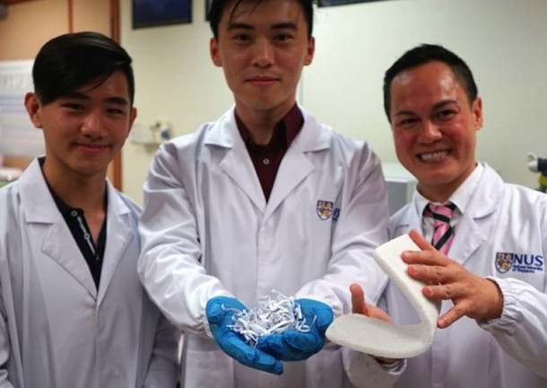 Waste Paper Can Be Used For The Creation Of Aerogel Now 2