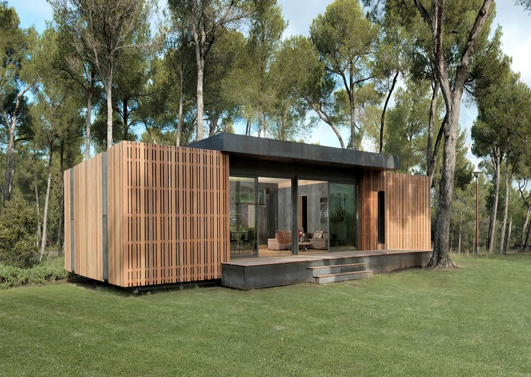 You Can Build This House In 4 Days Only Using Only Screwdriver
