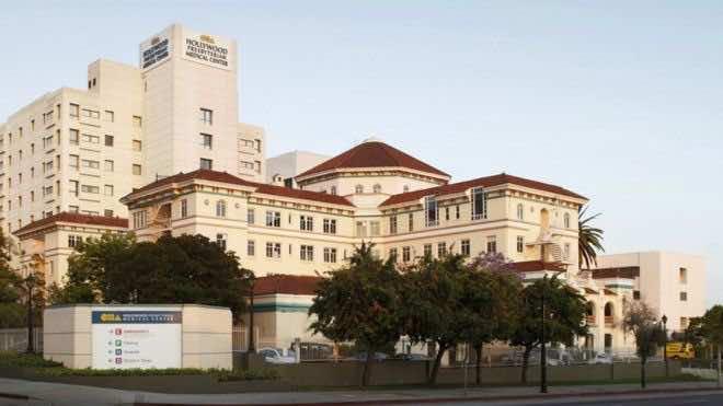 hollywood hospital hacked