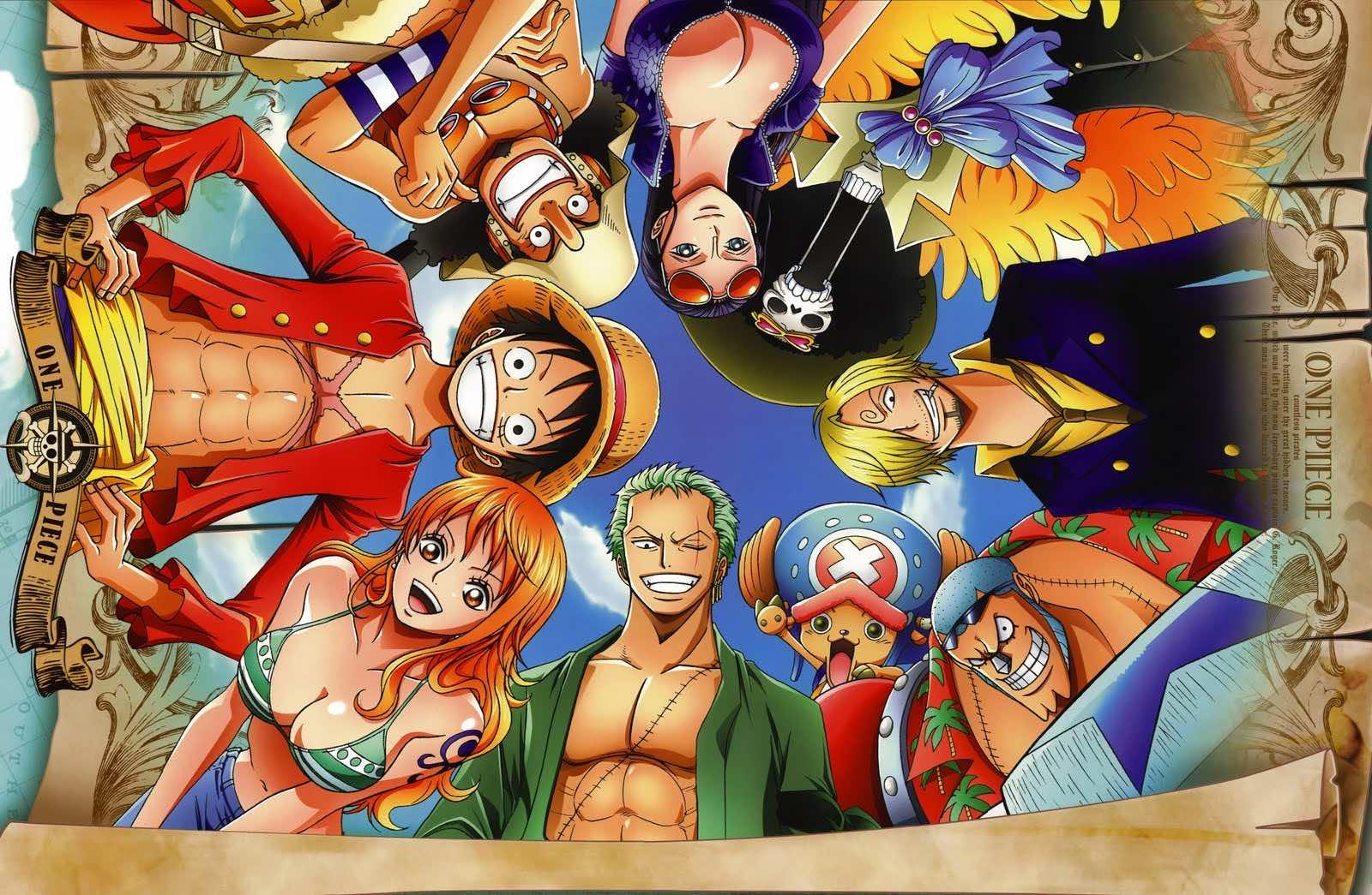 One Piece Wallpaper 10