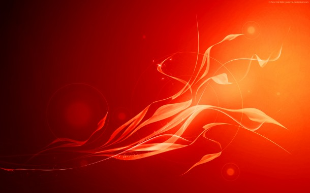 red wallpaper 13