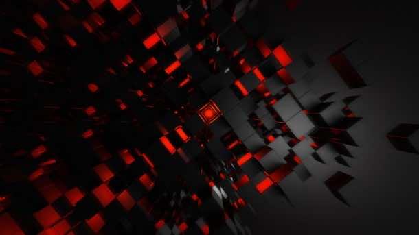 red wallpaper 2