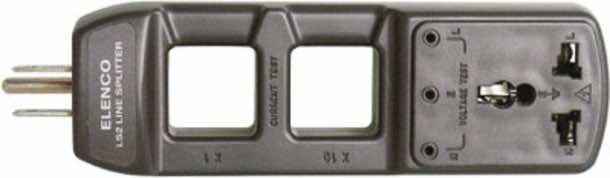 Elenco Ac line splitter