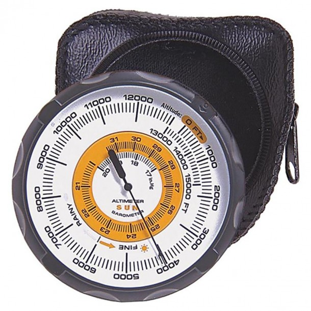 Sun Altimeter 202 Altimeters For Adventure Enthusiasts