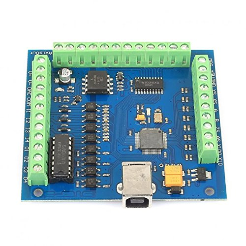 10 Best CNC Motor Driver Controllers