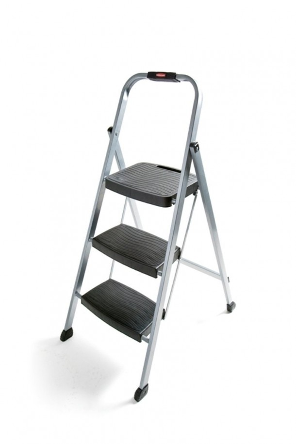 Rubbermaid RM-3W Folding Ladders