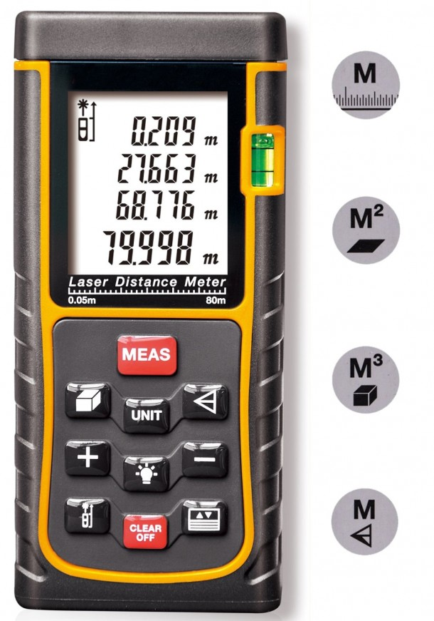 10 Best Laser distance meters (8)