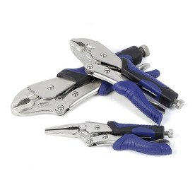 Kobalt 3-piece Locking Pliers Set