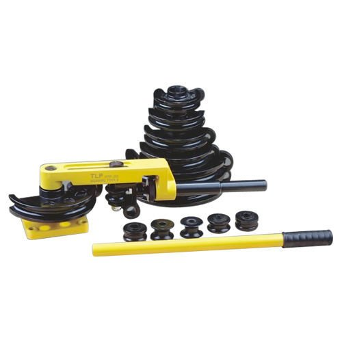 Manual pipe tube bender set