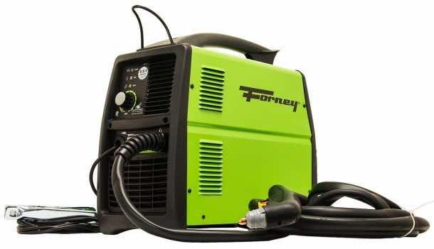 Forney 302 115V 20A 325P Plasma Cutter