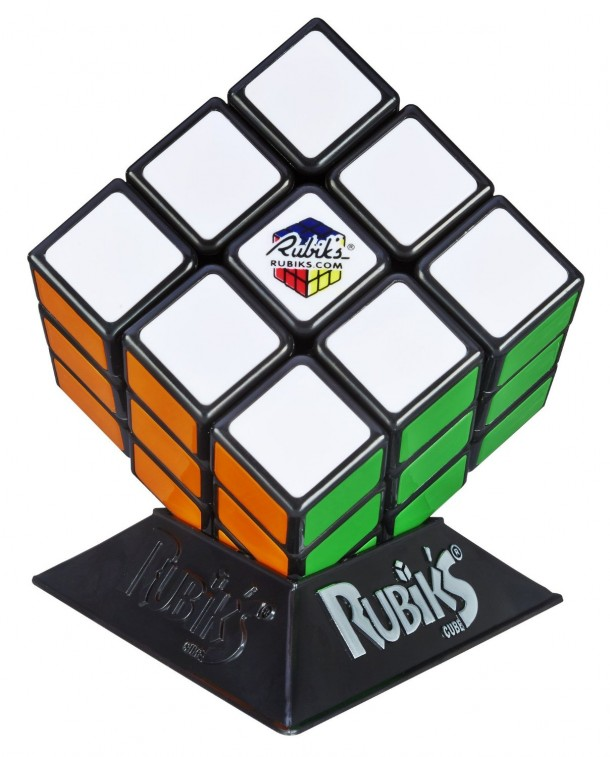 Classic Rubik's Cube puzzles by Hasbro