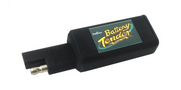 Battery Tender 081-0158 Black Quick Disconnect Plug