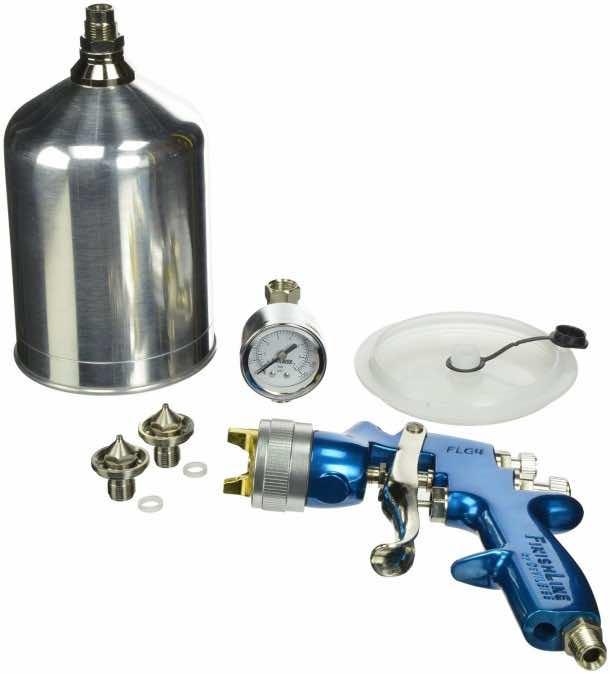 Devilbiss Finishline 4 FLG-670 Paint Spray Guns