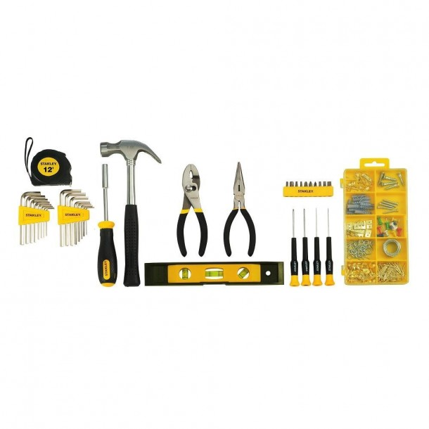 10 Best Stanley Tool Kits (5)