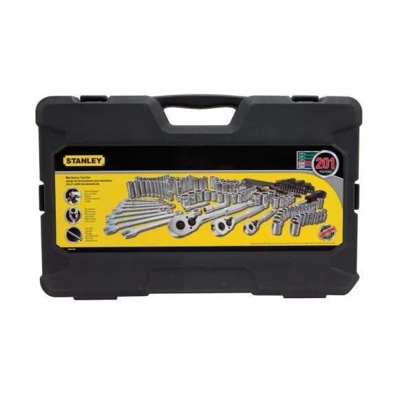 10 Best Stanley Tool Kits (6)