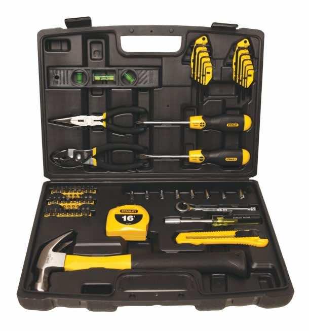 10 Best Stanley Tool Kits (7)
