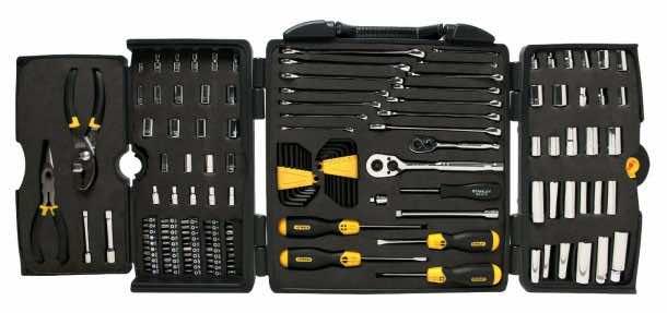 10 Best Stanley Tool Kits (8)