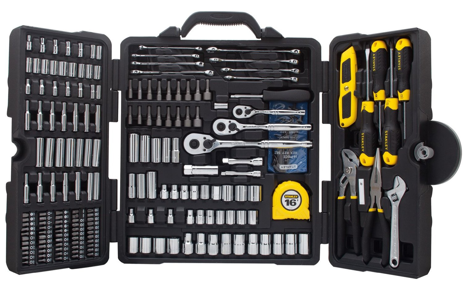 10 Best Stanley Tool Kits (9)