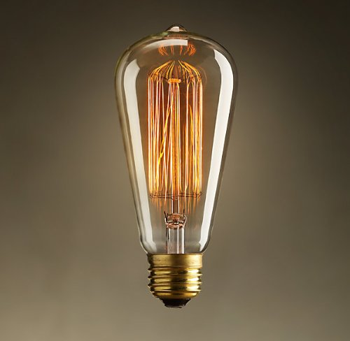 10 Best Vintage Filament Light Bulbs
