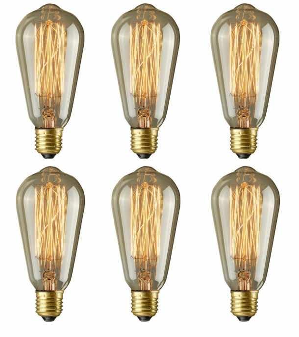 10 Best Vintage filament light bulbs (6)