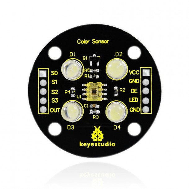 ColorPAL - Color/Light Sensor