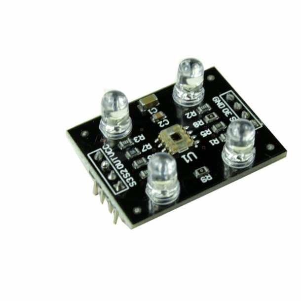 SMAKN® Color Sensor Color Recognition Module