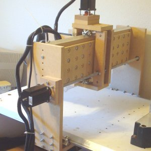 CNC Machine Hardware and Plans by 'Build your own CNC'