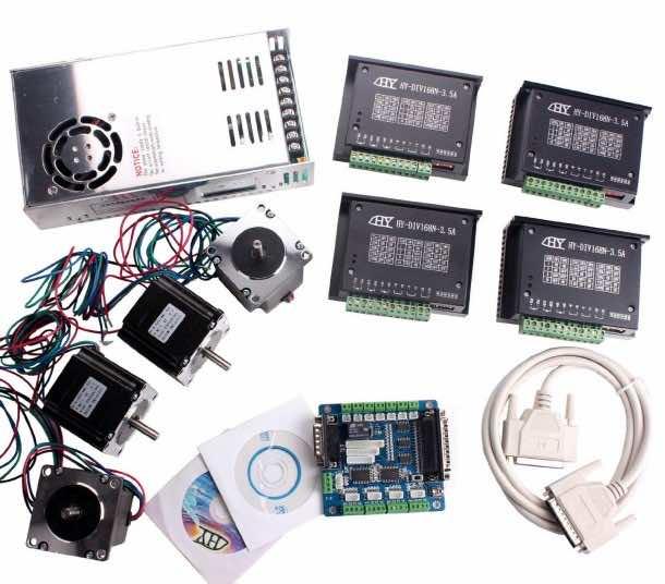 10 CNC Kits (10)