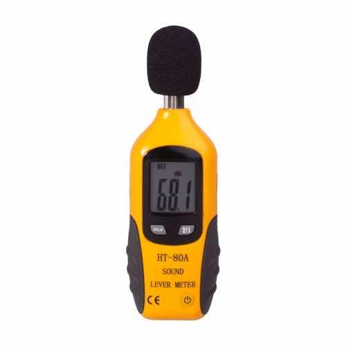Flexzion Digital Decibel Sound Meter