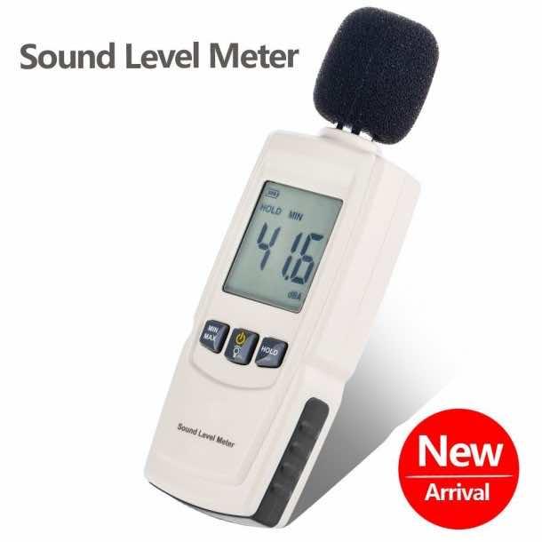 Sound Decibel Meter,GoerTek™